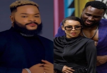 BBN: Whitemoney Reveals To Big Brother What Maria & Pere Have Been Doing To Him Since The Nomination